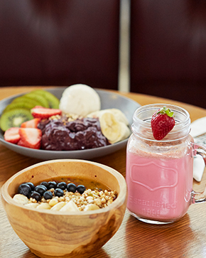 Smoothie Bowls - Health Freak Cafe